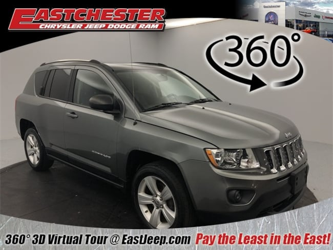Used 2011 Jeep Compass Base SUV for sale in Bronx, NY