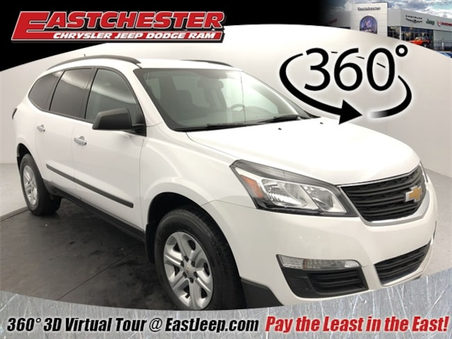 Used 2017 Chevrolet Traverse LS SUV for sale in Bronx, NY