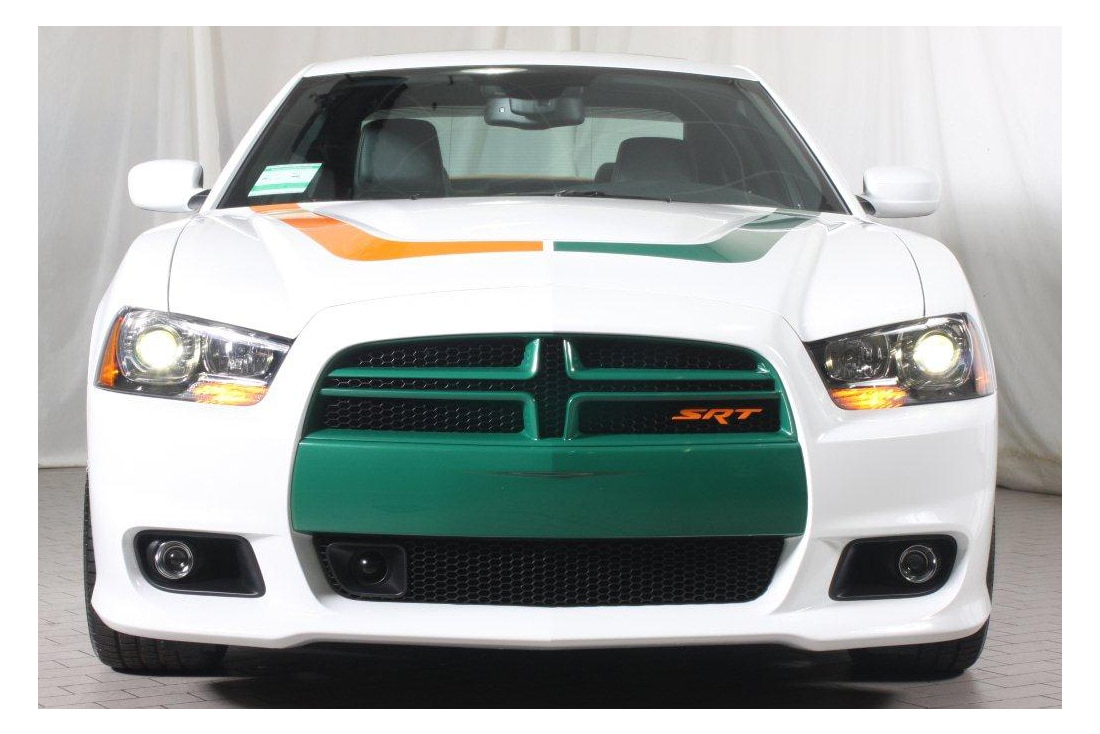 Enter to Win this Custom 2012 Dodge Charger