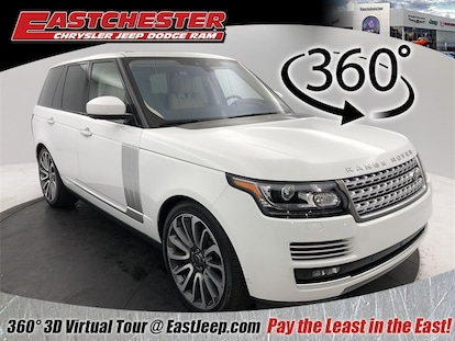2017 Land Rover Range Rover 5.0 L V8 Supercharged Autobiography >> Used 2017 Land Rover Range Rover 5 0l V8 Supercharged Autobiography For Sale In The Bronx Ny Near Queens Manhattan Riverdale Ny Yonkers