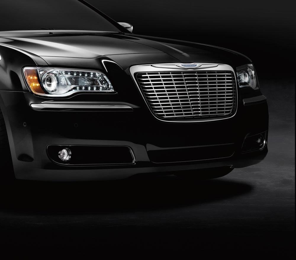 Custom Chrysler 300 Grilles