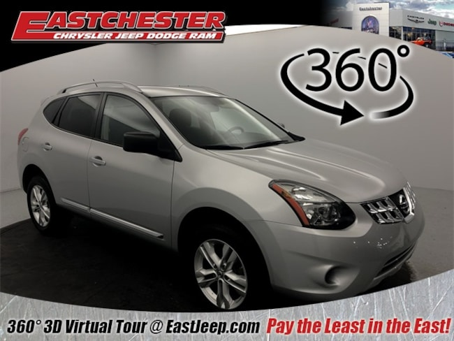 Used 2015 Nissan Rogue Select S SUV for sale in Bronx, NY