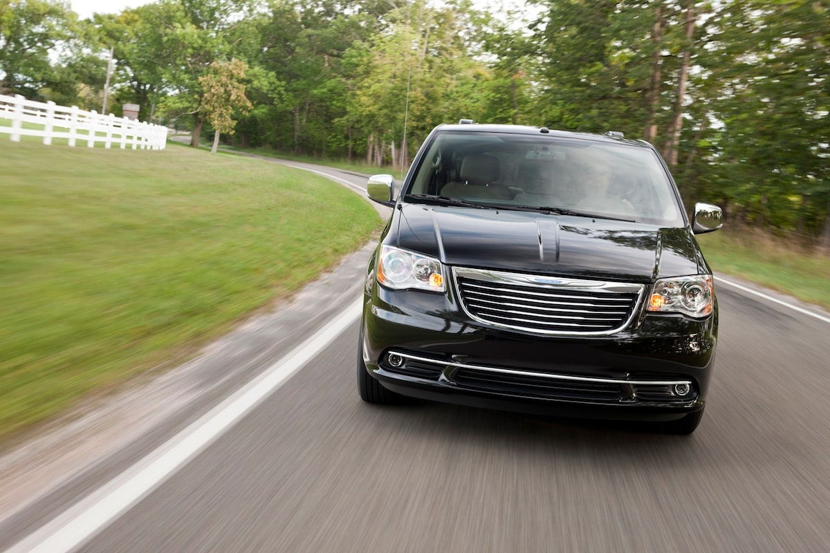 Bronx Chrysler Town and Country 2011