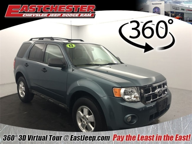 Bargain 2012 Ford Escape XLT SUV for sale in Bronx, New York