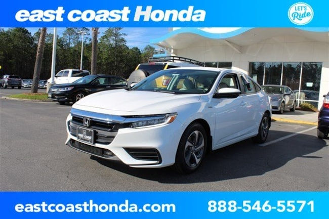 New 2019 Honda Insight EX Sedan Myrtle Beach, SC