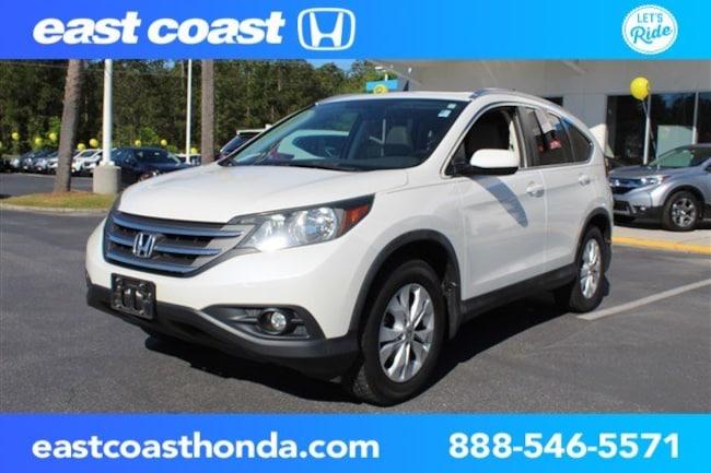 Used 2013 Honda CR-V EX-L w/Bluetooth, Heated Seats SUV Myrtle Beach, SC