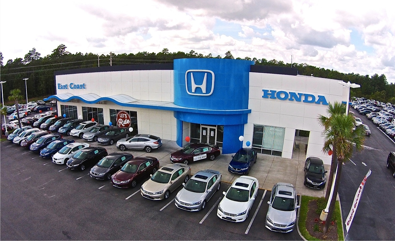About East Coast Honda | Honda Dealer in South Carolina