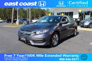 2018 Honda Civic LX  with Low Miles, Bluetooth