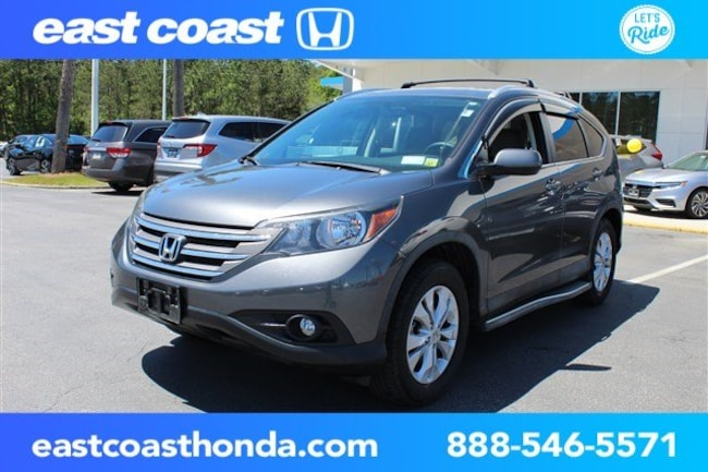 Used 2013 Honda CR-V EX w/sunroof, Bluetooth SUV Myrtle Beach, SC