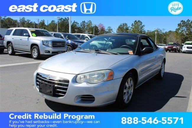 Used 2004 Chrysler Sebring GTC w/Cruise, CD Convertible Myrtle Beach, SC