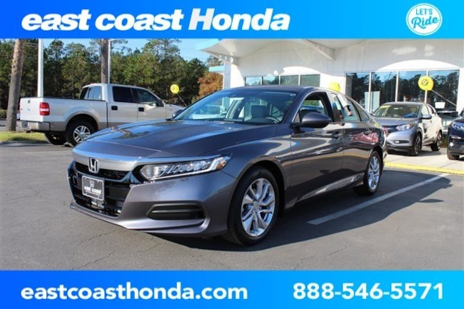New 2019 Honda Accord LX Sedan Myrtle Beach, SC