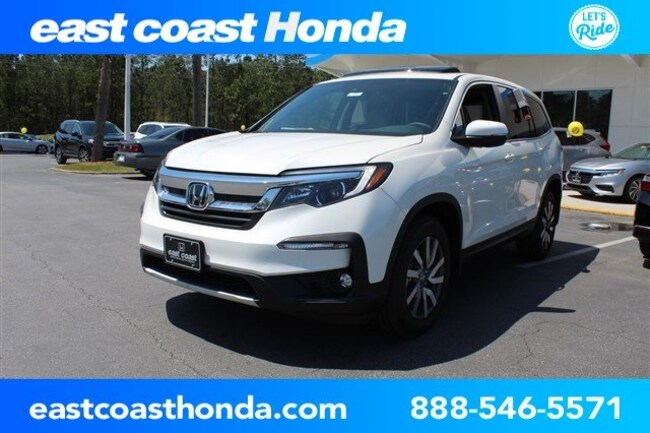 New 2019 Honda Pilot EX-L AWD SUV Myrtle Beach, SC