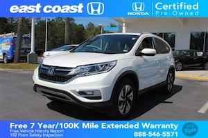 2015 Honda CR-V Touring w/Heated Seats