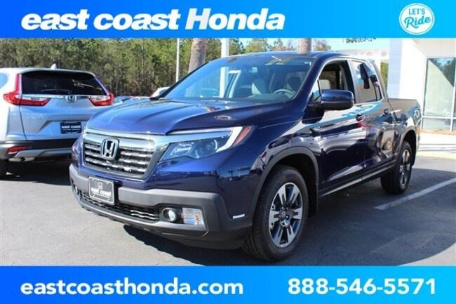 New 2019 Honda Ridgeline RTL-T AWD Truck Crew Cab Myrtle Beach, SC
