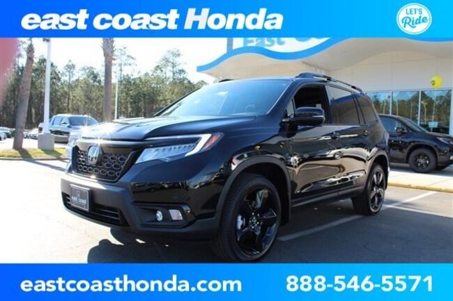 New 2019 Honda Passport Elite AWD SUV Myrtle Beach, SC