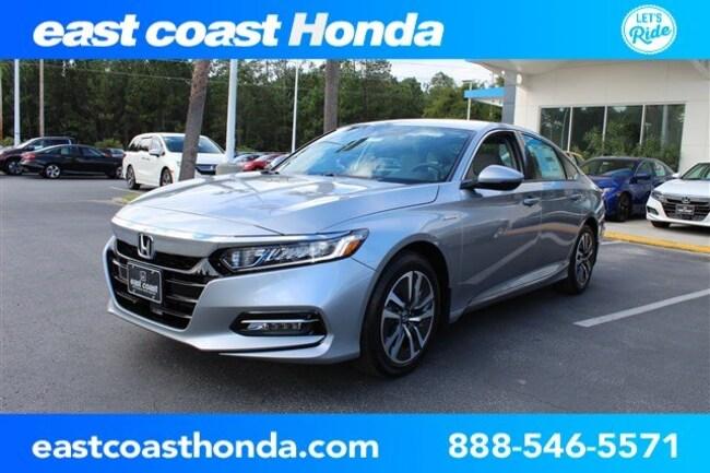 New 2018 Honda Accord Hybrid EX-L Sedan Myrtle Beach, SC