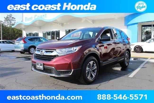 New 2019 Honda CR-V LX 2WD SUV Myrtle Beach, SC