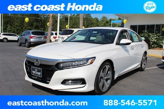 New 2018 Honda Accord Touring 2.0T Sedan Myrtle Beach, SC