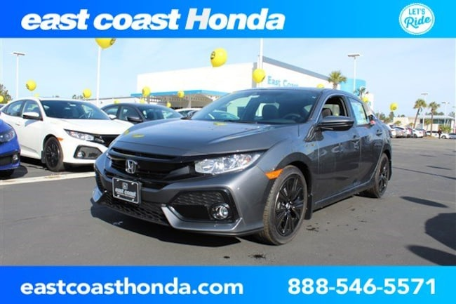 New 2019 Honda Civic EX Hatchback Myrtle Beach, SC