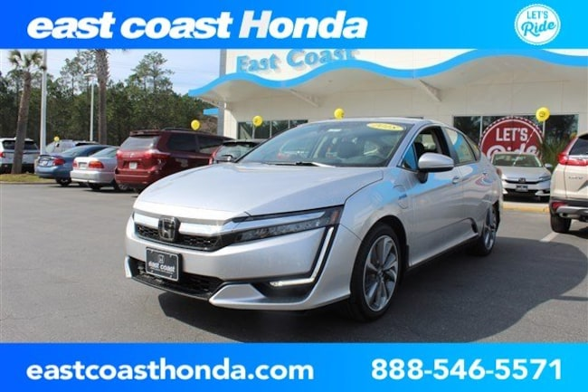 New 2018 Honda Clarity Plug-In Hybrid Sedan Myrtle Beach, SC