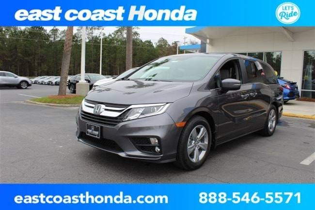 New 2019 Honda Odyssey EX Van Myrtle Beach, SC