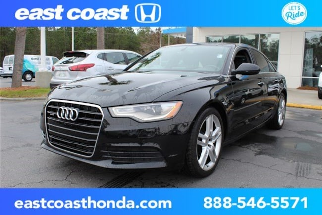 Used 2015 Audi A6 2.0T Premium Plus Sedan Myrtle Beach, SC