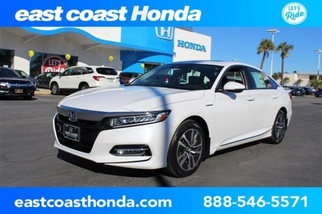 New 2019 Honda Accord Hybrid EX-L Sedan Myrtle Beach, SC