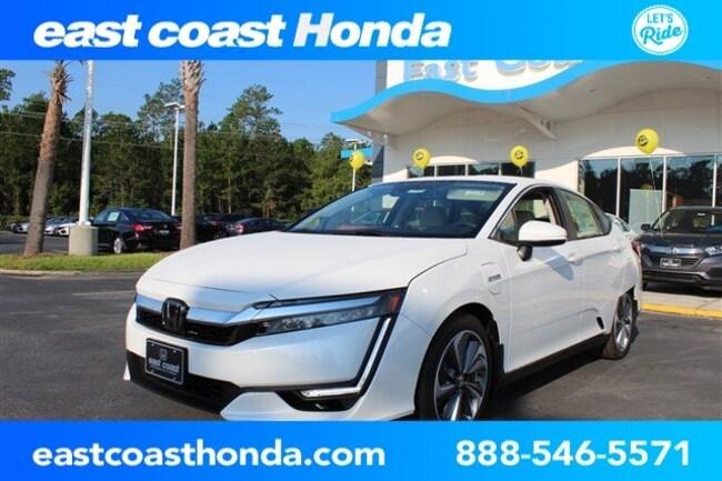New 2018 Honda Clarity Plug-In Hybrid Touring Sedan Myrtle Beach, SC