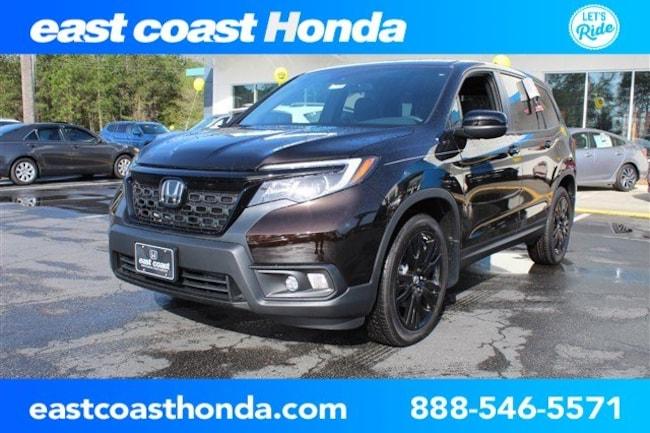 New 2019 Honda Passport Sport FWD SUV Myrtle Beach, SC