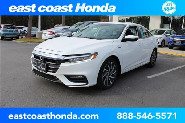 New 2019 Honda Insight Touring Sedan Myrtle Beach, SC