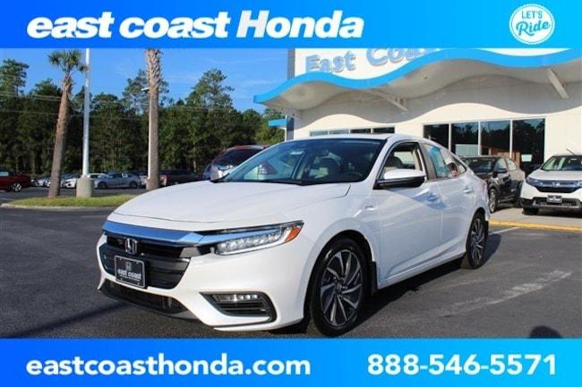 New 2019 Honda Insight Touring Sedan Myrtle Beach, SC