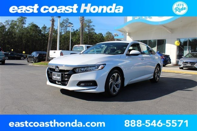 New 2019 Honda Accord EX Sedan Myrtle Beach, SC