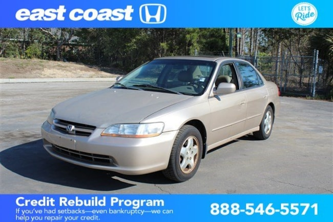 Used 2000 Honda Accord EX w/Leather Sedan Myrtle Beach, SC