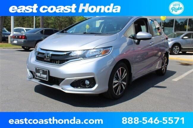 New 2019 Honda Fit EX-L w/Navi Hatchback Myrtle Beach, SC