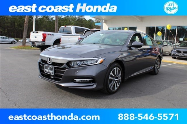 New 2019 Honda Accord Hybrid EX-L Sedan Myrtle Beach, SC