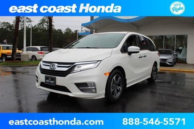New 2019 Honda Odyssey Touring Van Myrtle Beach, SC