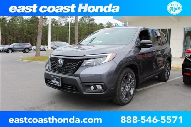 New 2019 Honda Passport EX-L FWD SUV Myrtle Beach, SC