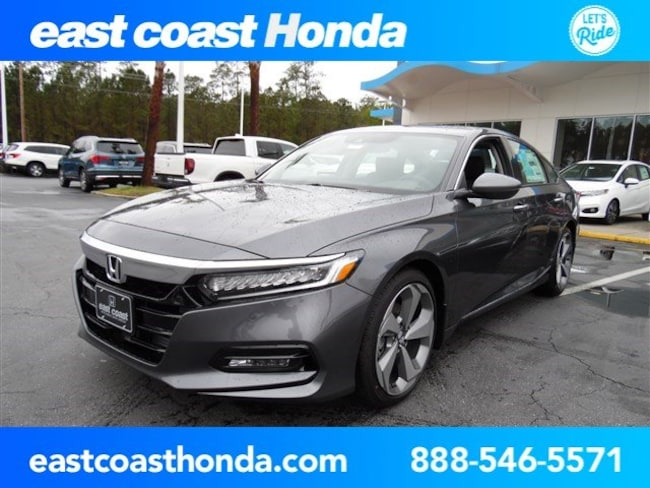 New 2018 Honda Accord Touring Sedan Myrtle Beach, SC