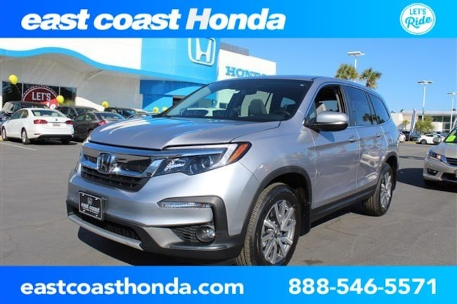 New 2019 Honda Pilot EX-L FWD SUV Myrtle Beach, SC