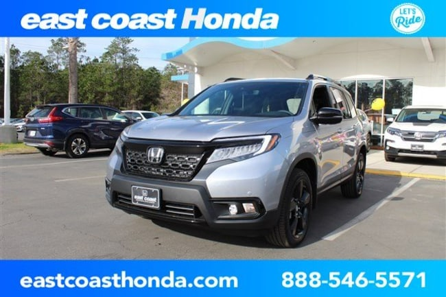 New 2019 Honda Passport Elite AWD SUV Myrtle Beach, SC
