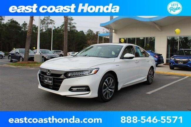 New 2019 Honda Accord Hybrid Touring Sedan Myrtle Beach, SC
