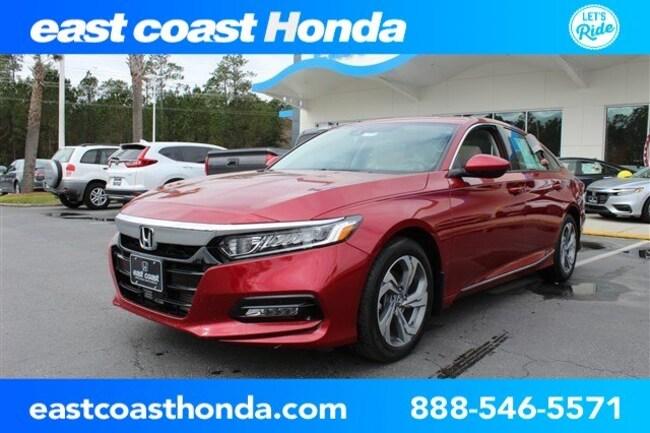 New 2019 Honda Accord EX Sedan Myrtle Beach, SC