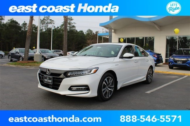 New 2019 Honda Accord Hybrid Touring Sedan Myrtle Beach, SC