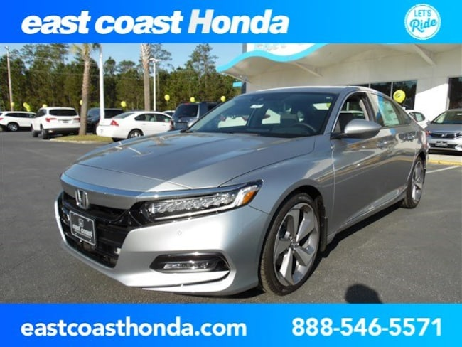 New 2018 Honda Accord Touring Sedan Myrtle Beach, SC