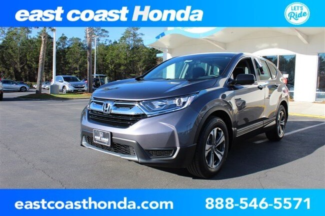New 2019 Honda CR-V LX 2WD SUV Myrtle Beach, SC