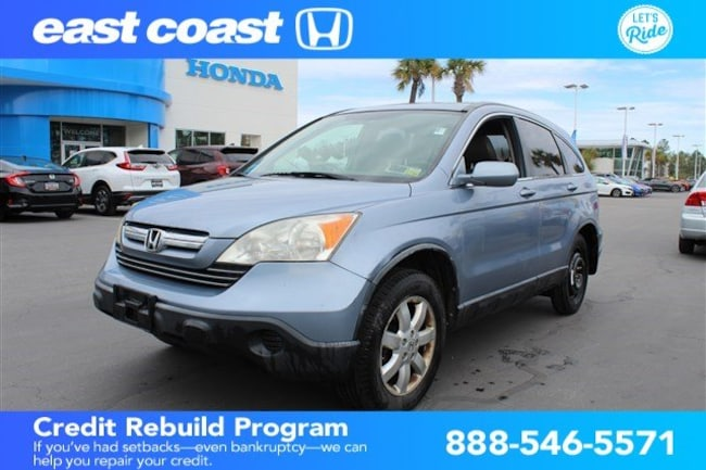 used 2007 Honda CR-V EX-L w/sunroof, 6CD SUV Myrtle Beach, SC