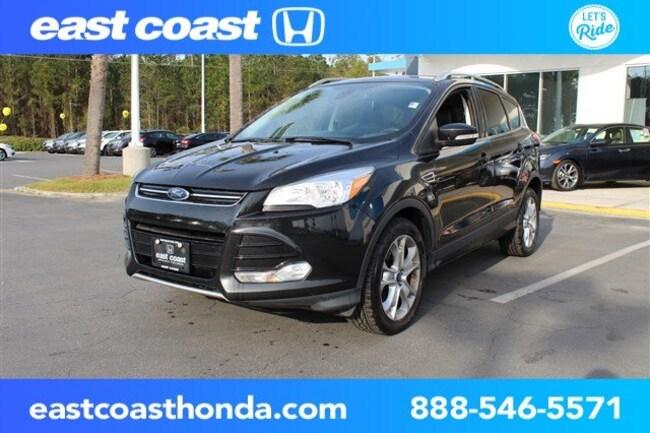 Used 2015 Ford Escape Titanium w/Heated Seats SUV Myrtle Beach, SC
