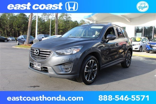 Used 2016 Mazda Mazda CX-5 Grand Touring w/Navigation SUV Myrtle Beach, SC