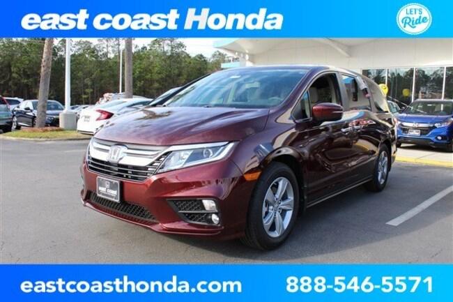 New 2019 Honda Odyssey EX-L Van Passenger Van Myrtle Beach, SC