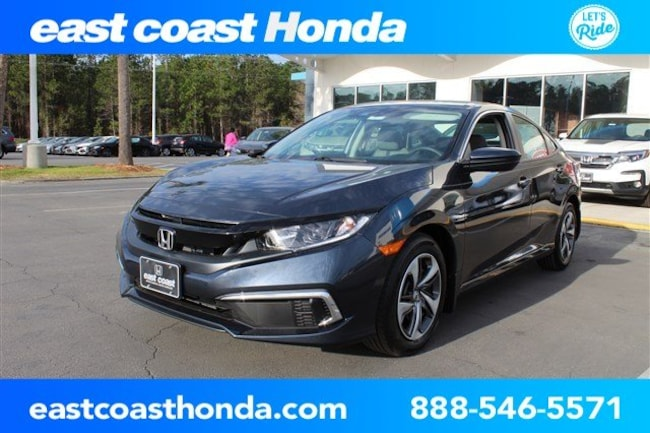 New 2019 Honda Civic LX Sedan Myrtle Beach, SC